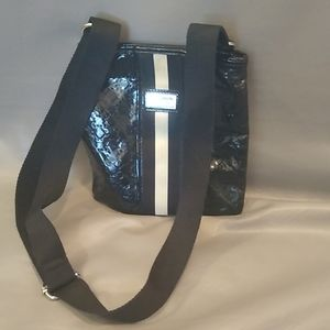 Tommy Hilfiger black cross body purse